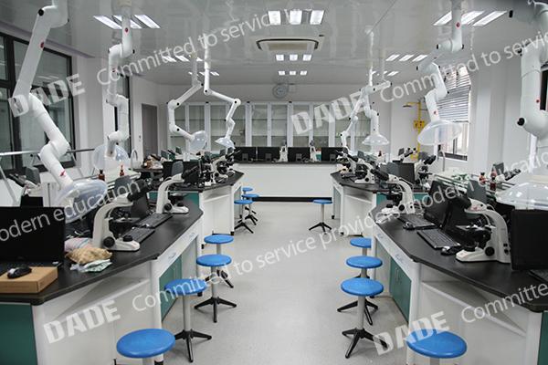 岛式化学实验室(整体吊装电源)