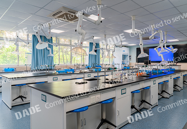 化学实验室(岛式)