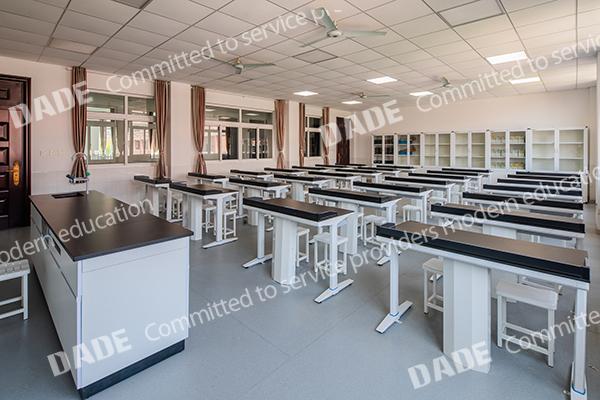 物理实验室(钢架实验桌)