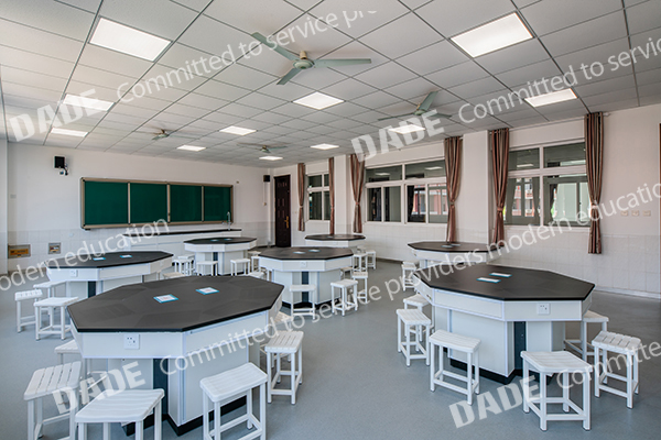 物理实验室(八边形)